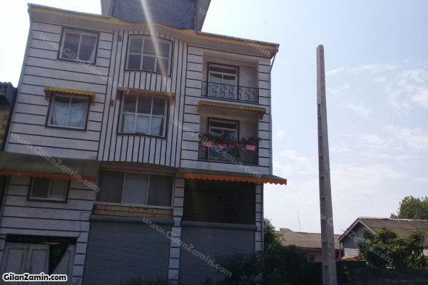آپارتمان نوساز تجاری مسکونی