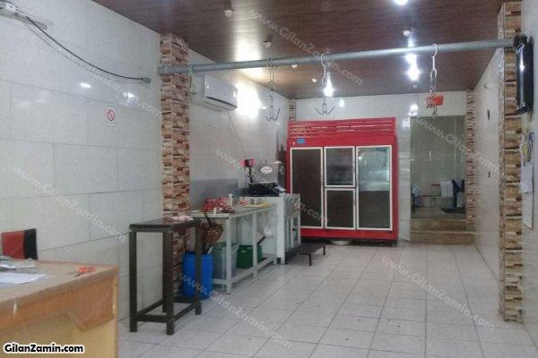 فضای داخلی مغازه