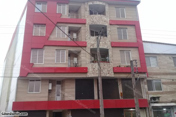 آپارتمان نوساز فول