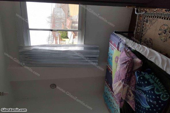 آپارتمان دو طبقه یکجا ( 2 واحد 2 خوابه و یک واحد 1 خوابه همراه با سوئیت )