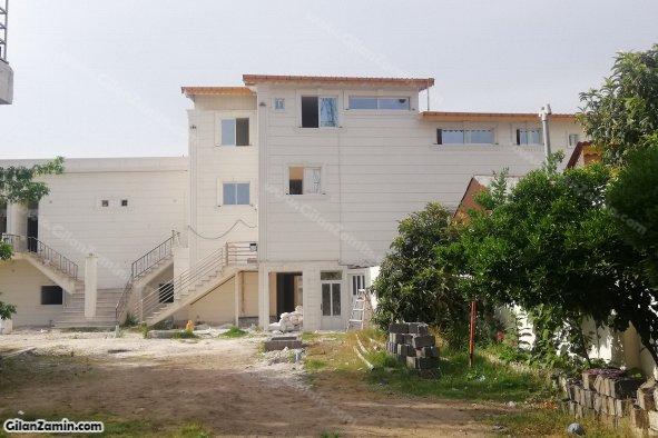 هتل آپارتمان ساحلی