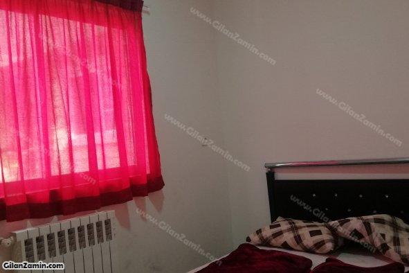 اتاق خواب یکی از واحدها