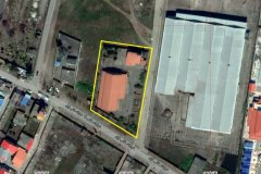 واحد صنعتی 3600 متر زمین و 900 متر سوله