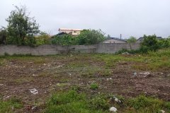زمین مسکونی در منطقه آرام