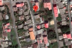 زمین ۳۷۴ متری در مرکز شهر کیاشهر