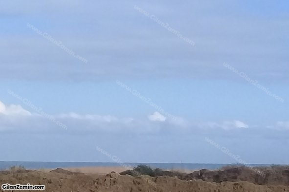 زمین ساحلی سنددار