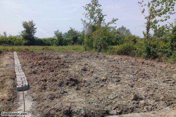 زمین مسکونی نزدیک جاده کمربندی