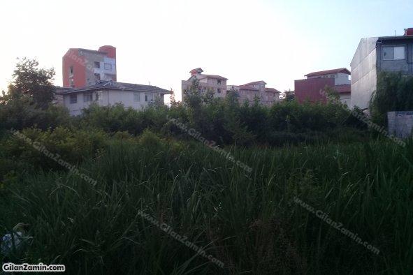 زمین مسکونی مرکز شهر