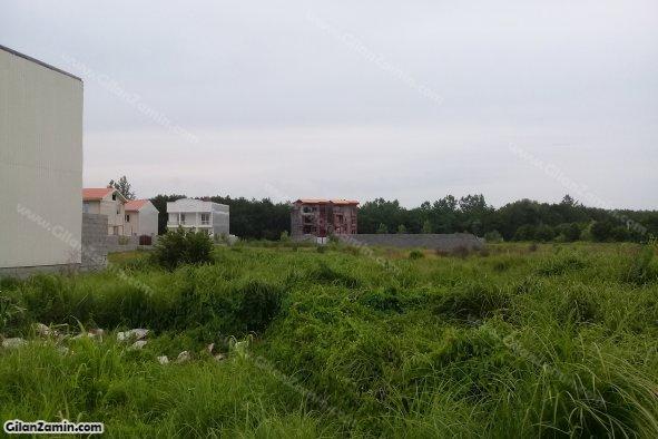 زمین مسکونی نزدیک پارک جنگلی