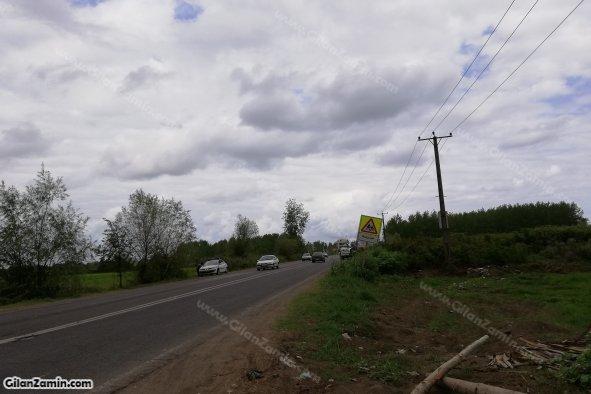 جاده اصلی منطقه آزاد