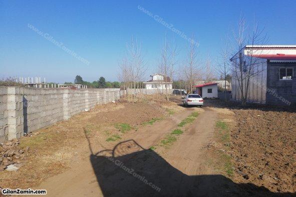 زمین تجاری مسکونی