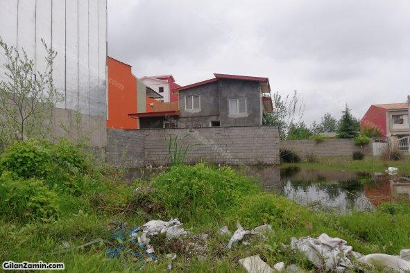 زمین برای آپارتمان سازی