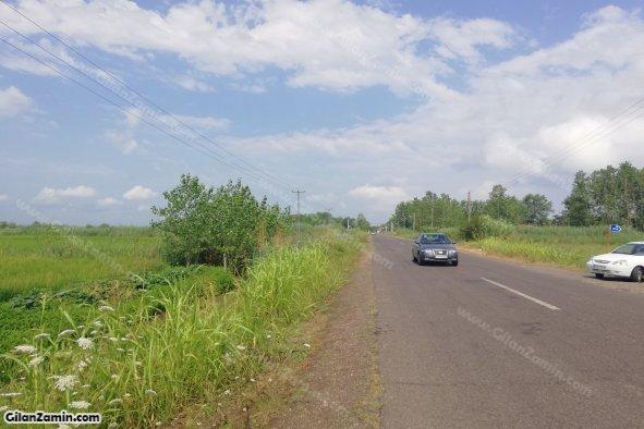 جاده اصلی و ترانزیت