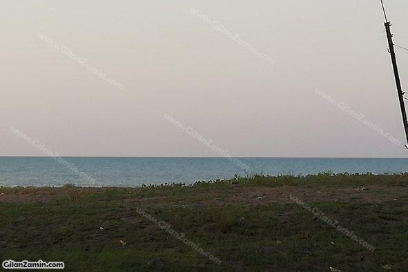 زمین هکتاری ساحلی