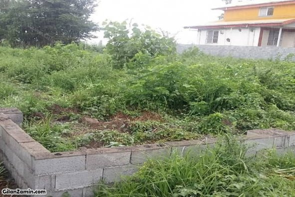 زمین مسکونی سنددار در نالکیاشر لنگرود