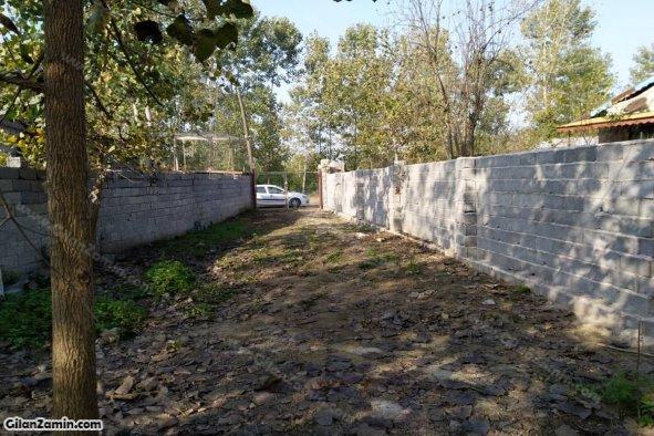 930 متر زمین با کاربری مسکونی و باغ در روستای کشل آزاد محله