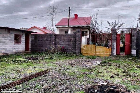 720 متر زمین مسکونی با پروانه ساخت در تجن گوکه لاهیجان