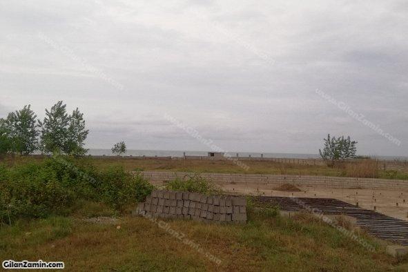 زمین ساحلی با مجوز هتل