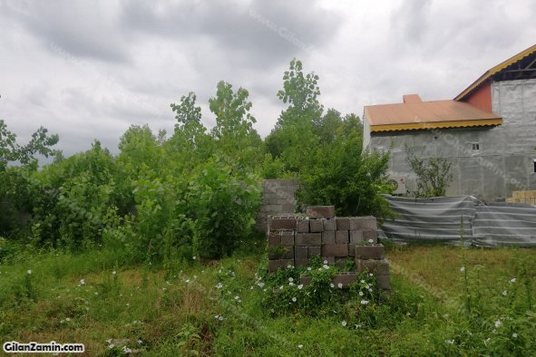 زمین مسکونی روستایی
