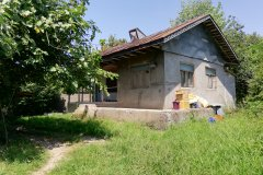 خانه روستایی قدیمی کلنگی