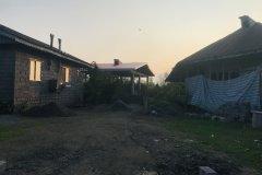 ویلا روستایی نیمه ساز ۱۰ دقیقه تا دریا