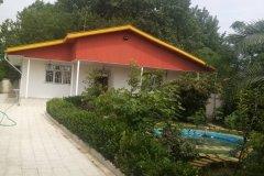 باغ ویلای بازسازی شده نزدیک ساحل
