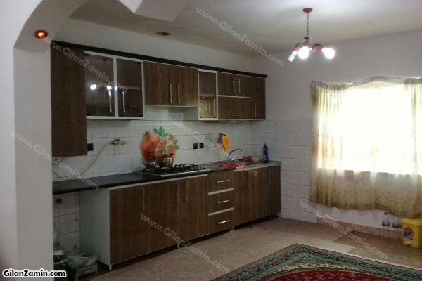 آشپزخانه ویلا