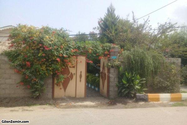 درب ورودی ویلا