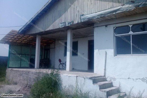 خانه روستایی کلنگی