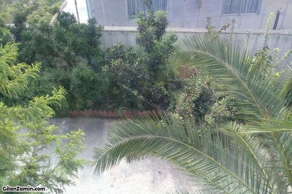 حیاط و محوطه از نمای بالا