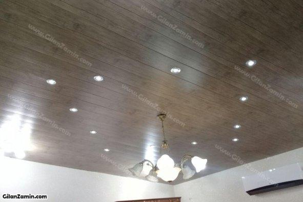 سقف ویلا