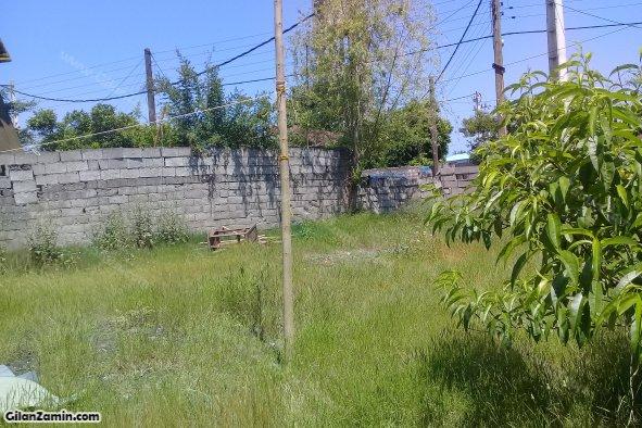 خانه باغ قابل سکونت