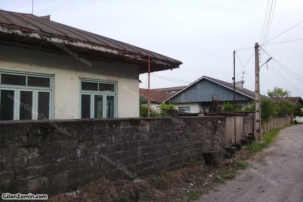 منزل مسکونی تجاری