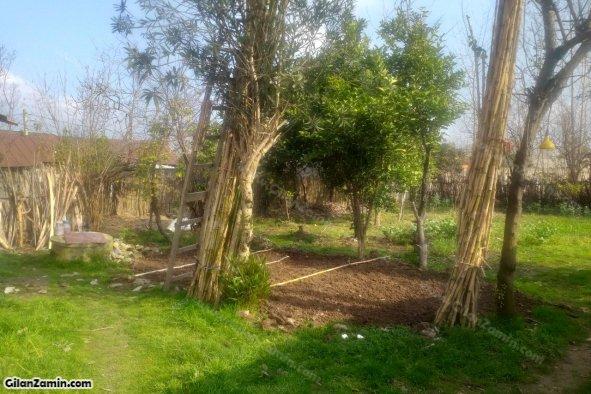 ویلا بازسازی شده روستایی