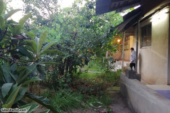 ویلا باغ سنتی مرکز شهر