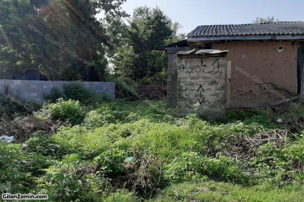 بناکلنگی نزدیک پارک ملی بوجاق