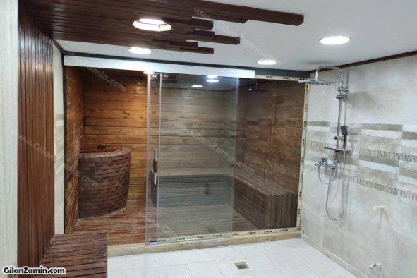 حمام،سونا