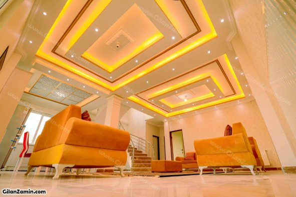 سقف نورپردازی هوشمند